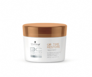 Scharzkopf BC Q10+ Time Restore Treatment Mask 200ml